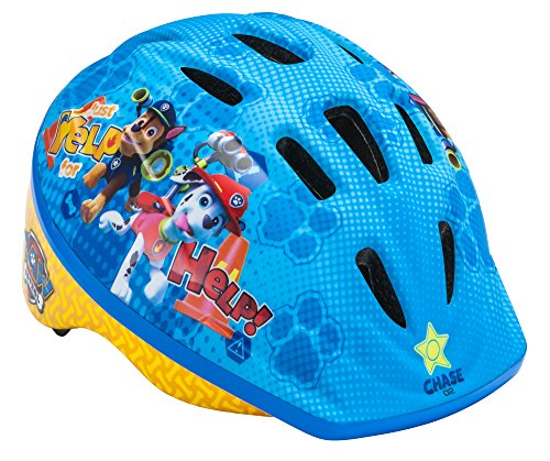 Paw Patrol Bike Helmet, Toddler, Skye