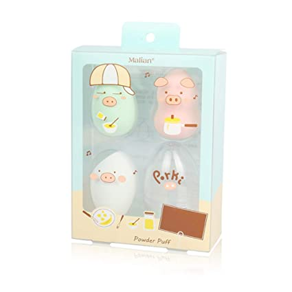Maquillaje Esponja Blend Set Crema Para Ojos En Polvo Facial ...