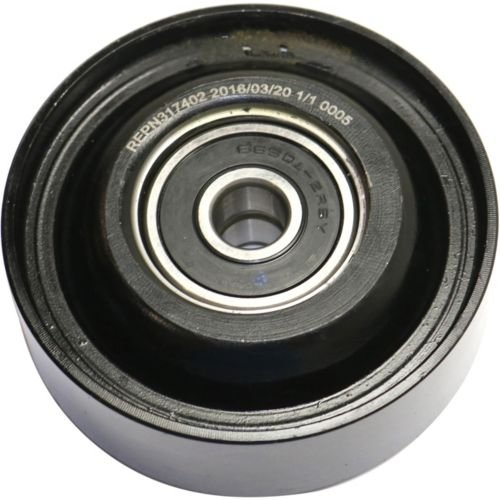 Perfect Fit Group REPN317402 - Pathfinder / Fx35 / M45 / G25 Accessory Belt Idler Pulley, Alternator And Power Steering