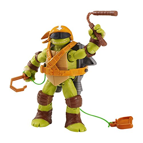 Teenage Mutant Ninja Turtles Spyline Michelangelo Action Figure
