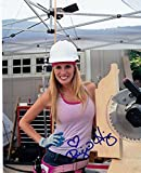 Paige Hemmis Signed 8X10 Photo W/Coa Extreme Makeover Home Edition