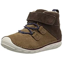 Stride Rite Boy's SM Oliver Ankle Boots