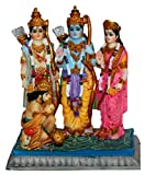 Sita Rama Laxmana Hanuman Darbar Murti Statue India