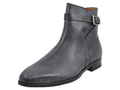 db13245b178 Amazon.com | Mezlan Men's Viso Black Leather Ankle Boots Shoes Sz: 9 ...