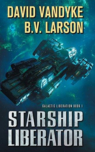 book cover of Starship Liberator
