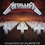 Master of Puppets - Metallica [Vinyl LP Record]