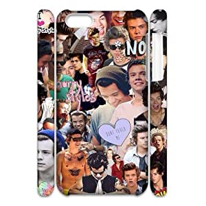 Harry Styles Brand New 3D Cover Case for Iphone 5C,diy case cover ygtg-325206 by ruishername