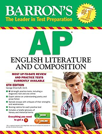 what is the best ap english literature review book 5 steps to a 5 ap english literature, 2014-2015 edition, 2013, 256 pages, estelle rankin, barbara murphy, 0071803793, 9780071803793, mcgraw-hill education.