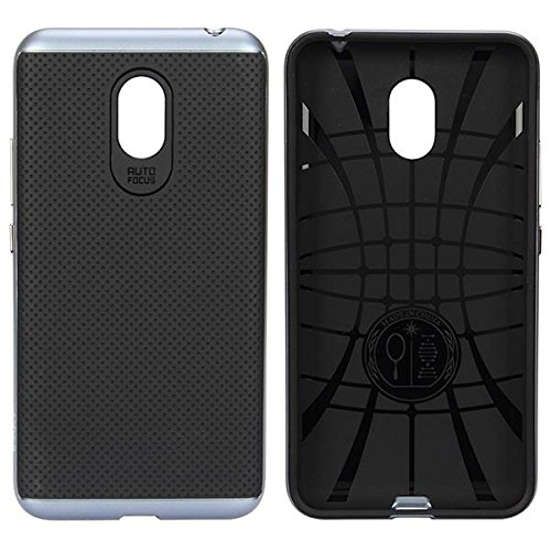 C&C Products IPAKY Bumblebee Hard PC Protective Case TPU Soft Back Cover for MEIZU Metal