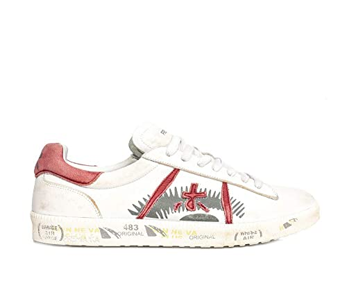 281bfc2945 PREMIATA Andy 3099 Sneaker Bianca