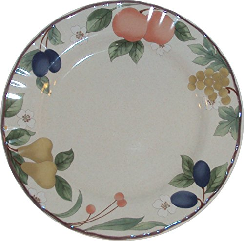 Mikasa Country Classics DC014 Fruit Panorama 11 Inch Dinner Plate