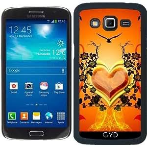 Funda para Samsung Galaxy Grand 2 (SM-G7105) - Copas by nicky2342