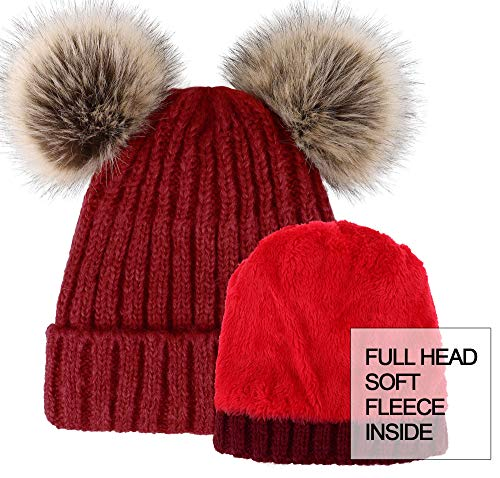 Pom Pom Ears | Artic Paw | Kawaii Beanie 4