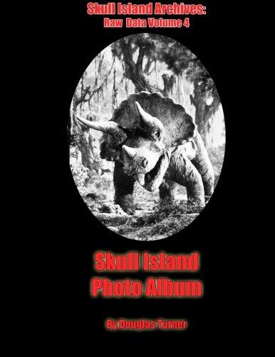 Island Album - Skull Island Photo Album (Skull island Archives: Raw Data) (Volume 4)