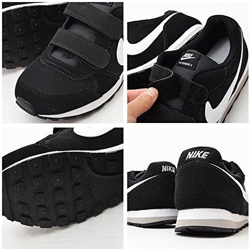 MD Runner Running 2 garçon black 411 Blue White Gym PSV Chaussures de NIKE Bleu Compétition 4dqWC4