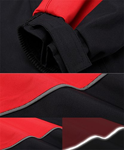 Hombres Deportiva A Lluvia Lluvia Viento Para Traje Adultos De chaqueta Y Pantalones Impermeable Reutilizable Ropa Prueba Y1OqdY