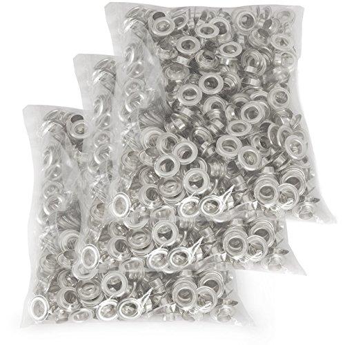 arksen-1500pc-4-stainless-grommet-washer-eyelet-1-2-inch-hand-press-tool-banner-flag-sign