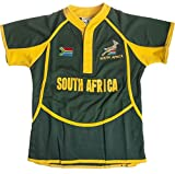 iLuv Kids Cool Dry Style Rugby Shirt in South Africa Colours Size 6-12 Months