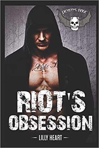 Book Riot's Obsession (Demons Rage Motorcycle Club)