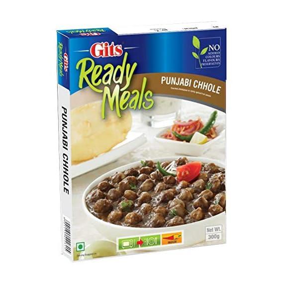 Gits Ready to Eat Punjabi Chhole, 300g