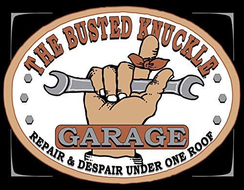 Desperate Enterprises Busted Knuckle Garage BKG-21 12