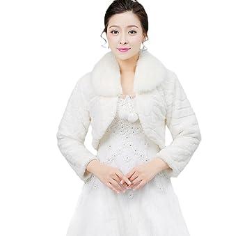 Bolero vestido novia