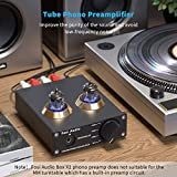 Fosi Audio Phono Preamp for Turntable Preamplifier