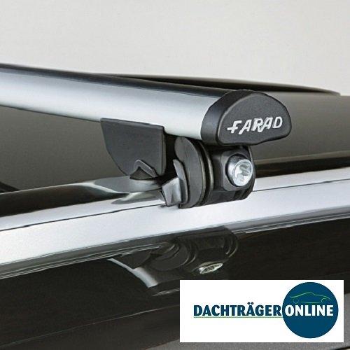 FARAD Barre Portatutto DACIA LODGY DAL 2012 con integrata tetto