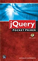 jQuery Pocket Primer Front Cover