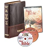 The Famous Subject Bible - Study Package: Complete Topical Study Bible & Reference Edition (Holy Bible, King James Version KJV, Large Print, Words of Christ in Red, Inline Definitions)