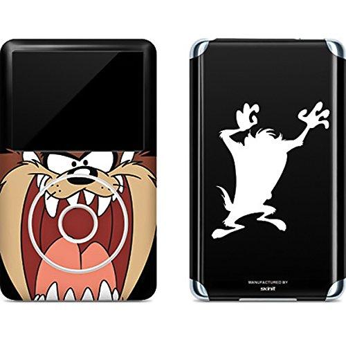 Looney Tunes iPod Classic (6th Gen) 80 & 160GB Skin - Taz Vinyl Decal Skin For Your iPod Classic (6th Gen) 80 & 160GB