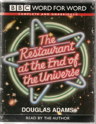 The Restaurant at the End of the Universe Complete & Unabridged (Pub At The End Of The Universe)