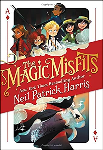 Image result for the magic misfits