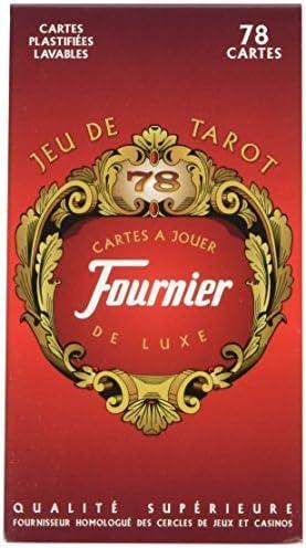 FOURNIER Jeu De Tarot Cards (Pack of 78) by Fournier: Amazon.es: Juguetes y juegos