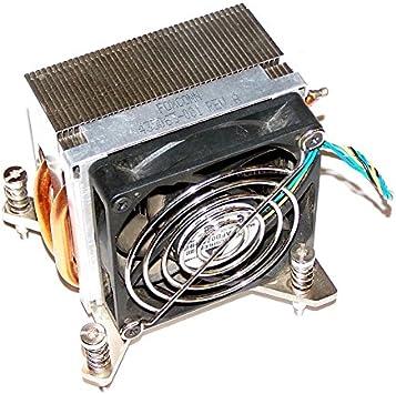 Ventilador Procesador HP 435063 – 001 CPU disipador a 4 alfileres ...