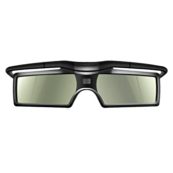 Andoer® G15-DLP 3D Gafas con Obturador Activo 96-144Hz para LG ...