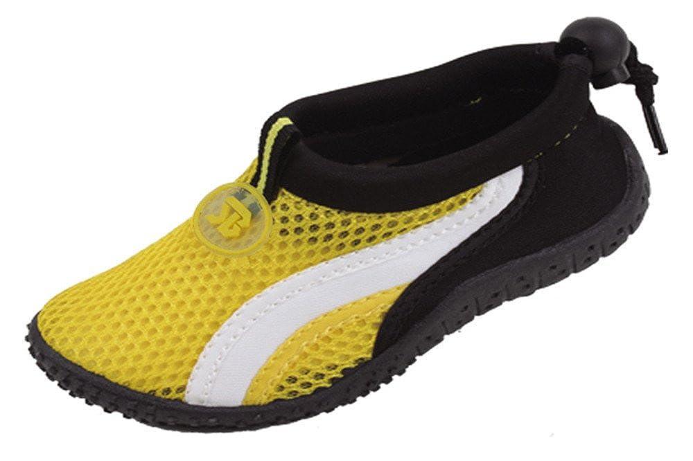 Cambridge Select Kids Quick Dry Mesh Drawstring Non-Slip Water Shoe Big Kid
