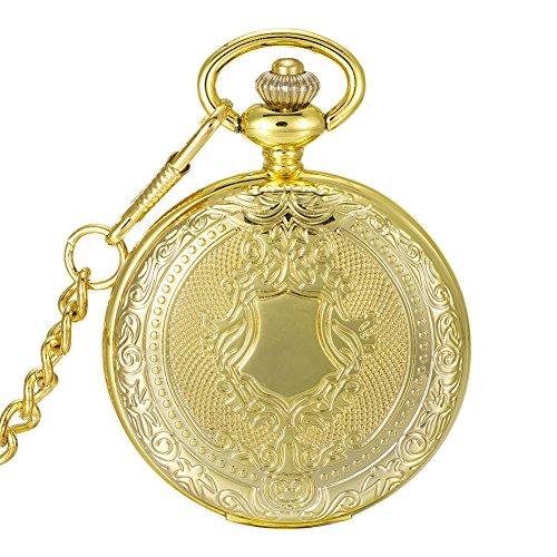 Shield Pocket Watch - 2