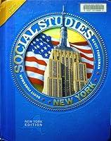 Social Studies New York 0328241091 Book Cover
