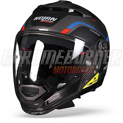 Nolan N44 Evo Viewpoint N-COM 049, Modular Motorcycle Helmet