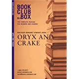 Bookclub in a Box Discusses the Novel Pryx and Crakeby Marilyn Herbert