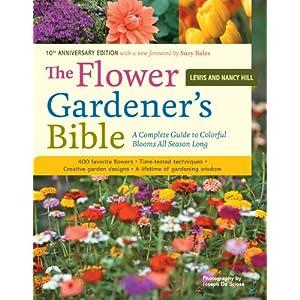 The Flower Gardener\'s Bible book cover