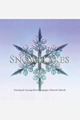 Snowflakes a pop up book jennifer preston chushcoff
