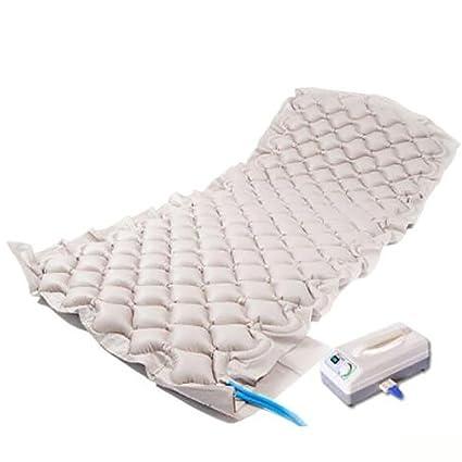 Xuan Drive Medical Colchón eléctrico de la Bomba y colchón Almohadilla Almohadilla Inflable de la Cama