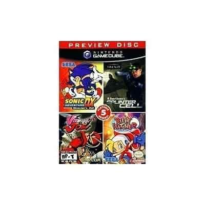 Amazon.com: GameCube Preview Disc: Video Games