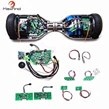 Maxfind® Mini Smart Self Balancing Balance 2 Wheels Electric Unicycle Scooter Controller Board with Bluetooth Speaker