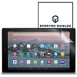 6X - Spartan Shield Premium HD Screen Protector For Amazon Fire HD 10 (2017) - 6X