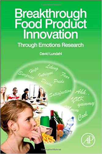 Book Breakthrough Food Product Innovation Through Emotions Research