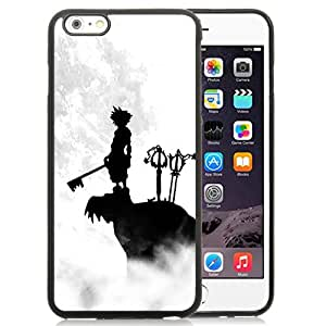 High Quality iPhone 6 Plus/iPhone 6S Plus 5.5 Inch TPU Case ,kingdom hearts iPhone 6 Plus/iPhone 6S Plus Cover Unique And Fashion Designed Phone Case