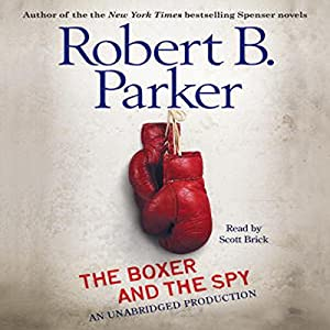 The Boxer and the Spy Audiobook